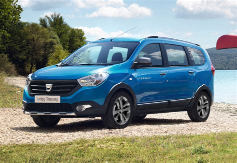 dacia lodgy stepway dacia lodgy stepway rendered coming