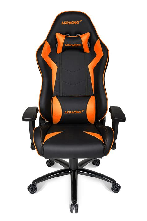 Orange Gaming Chair by Akracing Octane Gaming Chair Orange Akracing