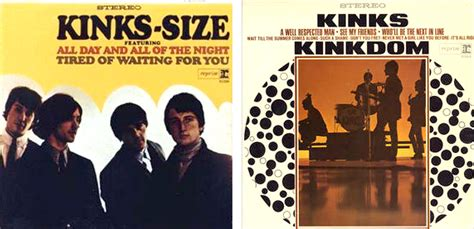 the kinks picture book box set the kinks kinda kinks 1965 rising review