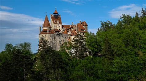 home to dracula s castle in transylvania peles castle bran castle in one tour