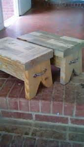 diy woodwork projects free white 2x10 step stools diy projects