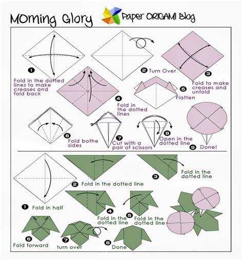 origami flower folding september 2013 paper origami guide