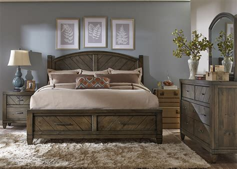 country bed sets buy modern country bedroom set by liberty from www