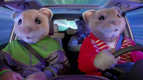 Kia Soul Hamster Commerical by 2013 Kia Soul Hamsters Tv Commercial Bright Lights