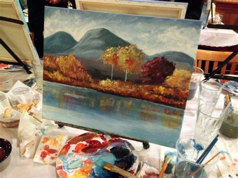paint nite orange county wine and canvas class in orange county