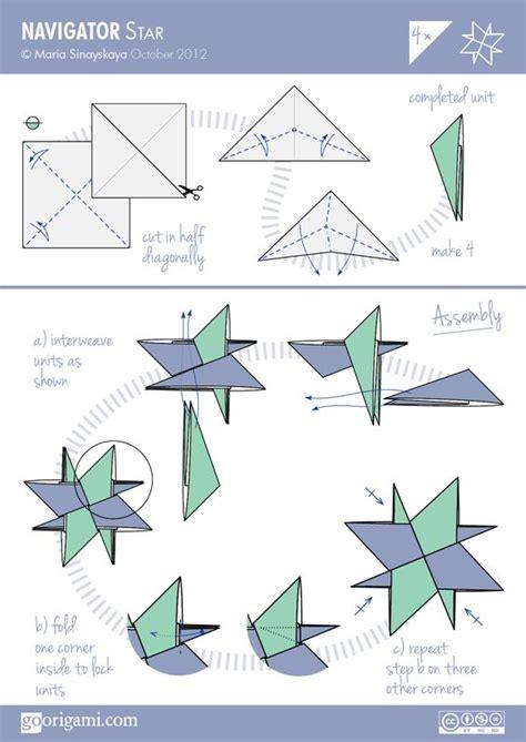 origami folding pdf origami navigator diagram hobby ideas