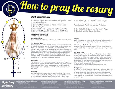 how to use rosary to pray rosary altar society st vincent de paul stirling