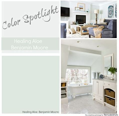 paint colors for rooms with lots of light color spotlight healing aloe from benjamin