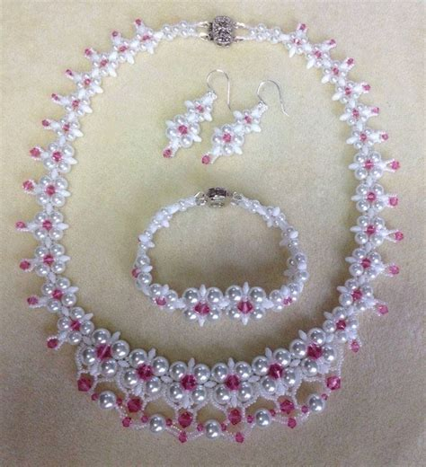 beading dreams best seed bead jewelry 2017 wedding necklace set