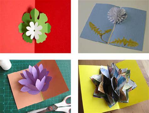 how to make pop up flowers card in paper s day pop up cards 171 helen hiebert studio