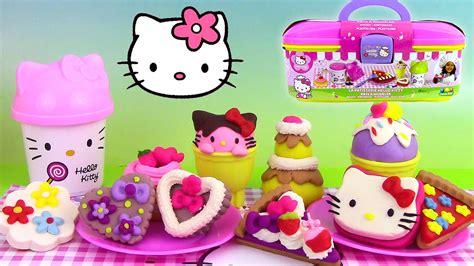 p 226 te 224 modeler play doh hello pastry shop la p 226 tisserie mallette ハローキティ hello