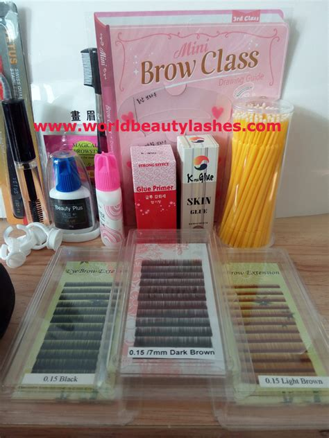 kits wholesale aliexpress buy china golden supplier for eyebrow