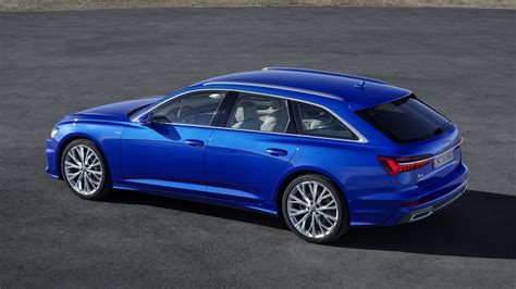 Audi A4 Avant Wagon by New 2019 Audi A6 Avant Proves Wagons Can Be