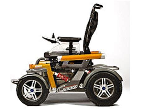 fauteuil tout terrain otto bock c2000