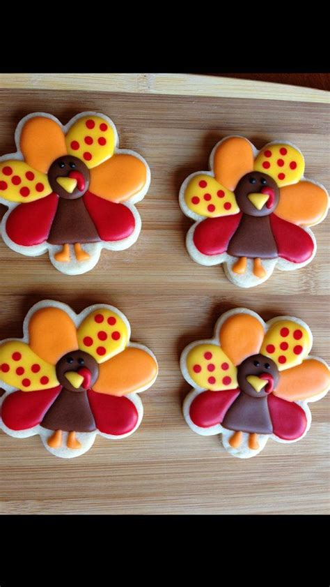 cookie ideas best 25 thanksgiving cookies ideas on fall