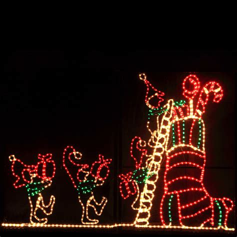 moving outdoor decorations outdoor decoration animated and outdoor