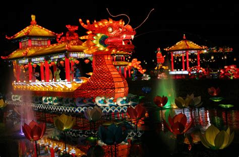 festival china 25 mind blowing lantern festival celebrations
