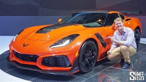 New Corvette Zr1 by The New Corvette Zr1 Is The Fastest Corvette