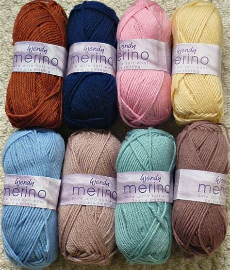 wendy knitting wool wendy 100 merino wool knitting light by