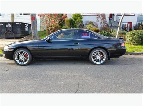 1996 Lexus Sc400 by 1996 Lexus Sc400 Coupe City