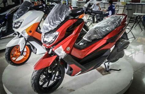 Pcx 2018 Merah Dop by Yamaha N Max ส ใหม Pantip