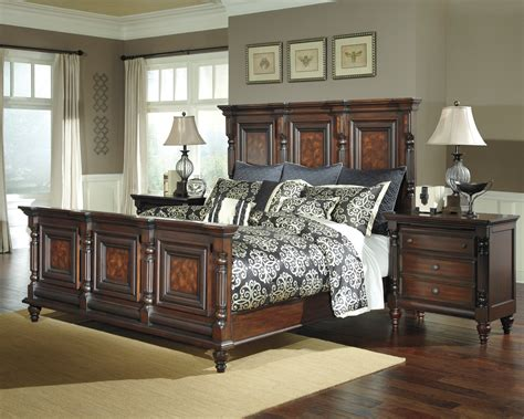 furniture key town bedroom set key town mansion bedroom set b668 157 154 96