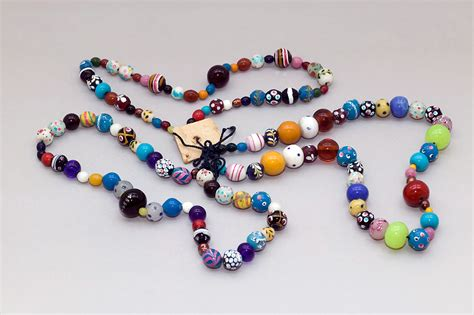 the bead trade and albert museum
