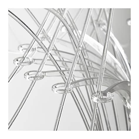 white chandelier ikea 196 lvsbyn led chandelier white ikea
