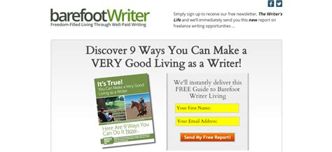 barefoot writer is the barefoot writer a scam here s my review work