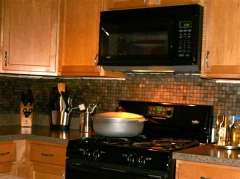installing a backsplash in kitchen installing kitchen tile backsplash hgtv