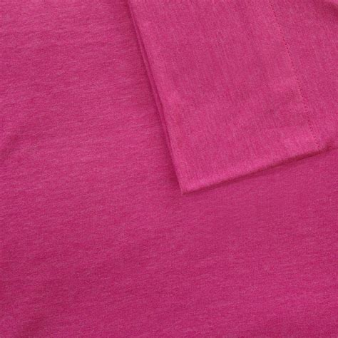 sheets jersey knit intelligent design cotton blend jersey knit sheet set ebay