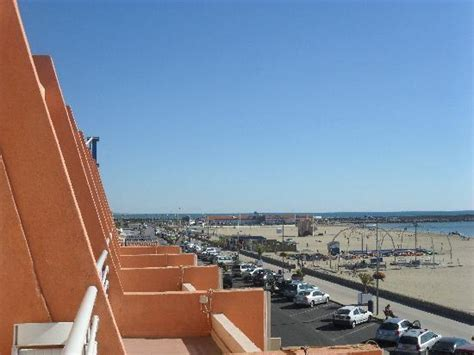vista desde el hotel photo de hotel restaurant mediterranee port la nouvelle port la nouvelle
