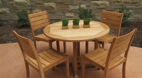 acacia patio furniture three birds casual teak acacia outdoor patio furniture