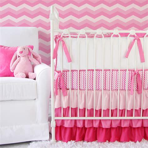 crib bedding pink giveaway caden crib bedding set project nursery