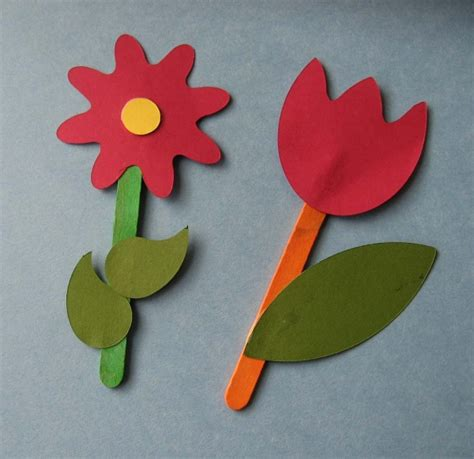 paper craft of flowers arts and crafts paper flowers images