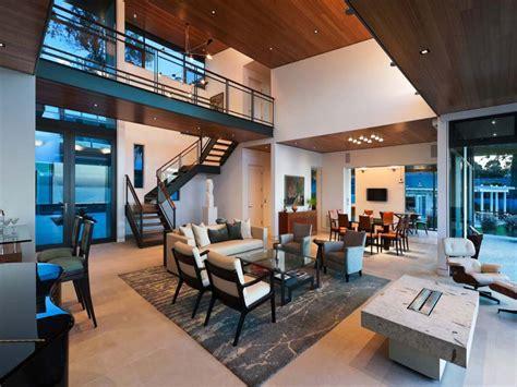 modern open floor house plans modern open floor plans