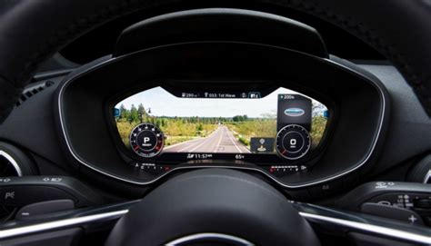 Digital Dashboard Cars by Simpler More And Safer Car Dashboards Are Coming