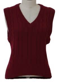Knitted Vest Pattern For