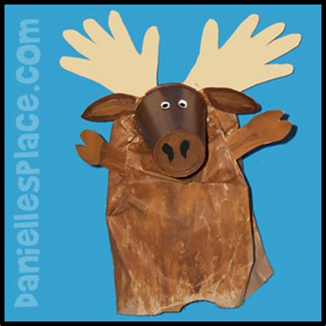 moose crafts for moose crafts