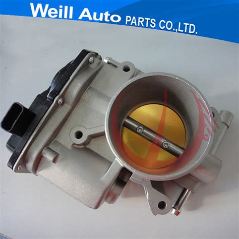 55mm electronic throttle body case for mazda 3 5 6 complete tbi brand new with sensors valve
