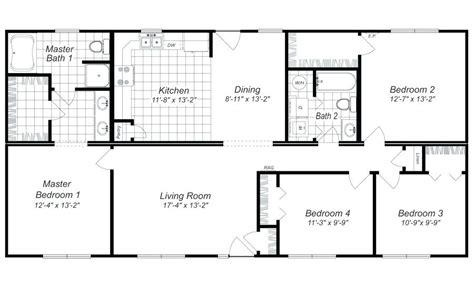 2 bedroom ranch house plans four bedroom floor plans size of house plans with ranch bedroom house plans with 3 bedroom