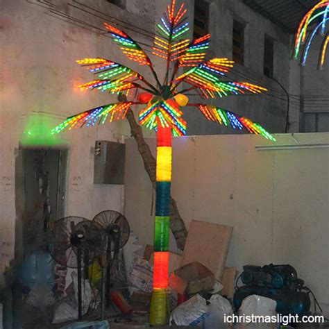 lighted palm tree for sale multi color lighted palm trees for sale ichristmaslight