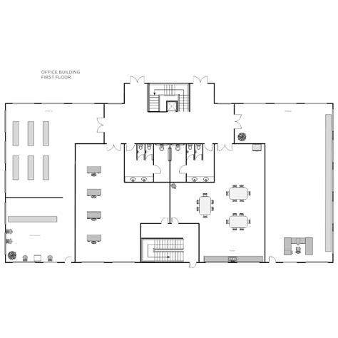 building plans office building plan