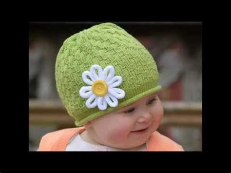 how to knit flowers for baby hat my dasiy flower hat baby hat knitting pattern