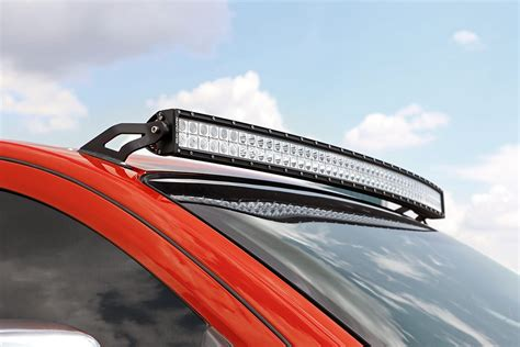 50in led light bar 50in curved led light bar windshield mounting