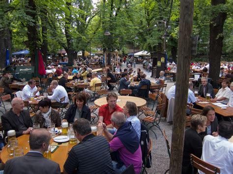 Englischer Garten München Hirschgarten by Augustiner Biergarten Gallery