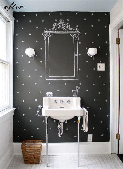 chalkboard paint ideas for bathroom chalkboard paint ideas for a blast of blackboard d 233 cor