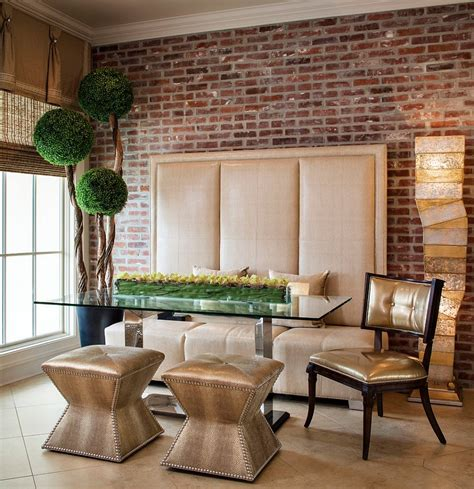 wall for dining room 50 bold and inventive dining rooms with brick walls