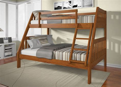 all wood bunk beds roy wood bunk bed