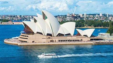 opera house the spectacular history of the sydney opera house